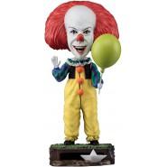 Movie IT 1990 Figure 20cm PENNYWISE Clown RESIN Head  Knocker Original NECA