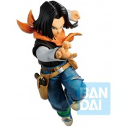 DRAGONBALL SUPER Figure Statue Android C 17 Cyborg Fighterz 17cm BANDAI Banpresto
