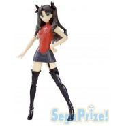 Figure Statue 16cm TOSAKA RIN From FATE EXTRA Last Encore Original SPM Figure SEGA