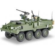 Playset TANK STRYKER M1126 ICV Small Army COBI 2610 Building Blocks