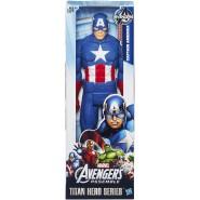 Figure CAPTAIN AMERICA Avengers ASSEMBLE 30cm TITAN HERO SERIE Assemble Original HASBRO A4809 MARVEL