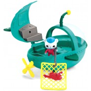 Playset OCTONAUTS GUP-A Mission Vehicle Ship Submarine WIth Accessories