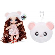 Doll MISHA MOUSE Symbol ARC from NA NA NA Surprise SERIE 2 ORIGINAL MGA Lol
