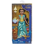 SINGING Doll JASMINE 30cm From ALADDIN MOVIE 2019 Original DISNEY Hasbro E5442