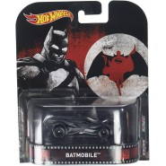 BATMAN Vs SUPERMAN Modellino Auto BATMOBILE Scala 1:64 Hot Wheels MATTEL Originale DWJ91