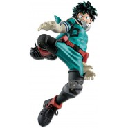 IZUKU MIDORIYA King of Artist FIGURE Statue MY HERO ACADEMY 17cm Original BANPRESTO