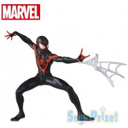 MILES MORALES Figure 19cm from SPIDER MAN Sega Super Premium Figure SPM MARVEL 80 Years