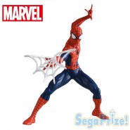 SPIDER MAN Figure 19cm Sega Super Premium Figure SPM MARVEL 80 Years