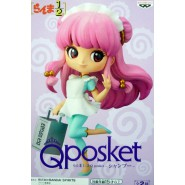 Figure Girl SHAMPOO 14cm RANMA 1/2 QPOSKET Banpresto Special Color Pink Hair Version B Manga