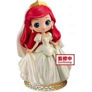 Figure Statue 14cm ARIEL Mermaid Bride QPOSKET Banpresto DISNEY Special Collection Vol. 1