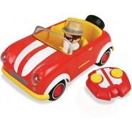 MONCHHICHI Car 22cm R/C RADIOCONTROLLED With WILLOW Figure ORIGINAL