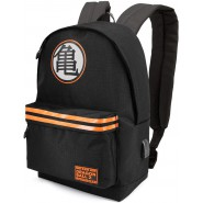 DRAGON BALL Z Dragonball BACKPACK Symbol KAME with USB Original OFFICIAL