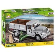 Playset Military TRUCK OPEL BLITZ 3,6-36S Small Army COBI 2449 Building Blocks