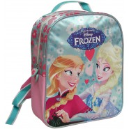 "ZAINETTO 30x25cm ANNA e ELSA ""MOVIE"" da FROZEN Disney Originale ZAINO…"