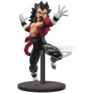 VEGETA XENO Figure Statue 17cm SDBH 9th Anniversary Figure Banpresto Super Dragon Ball Heroes Bandai 81995