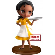 Figure Statue TIANA Pricness And The Frog 7cm (3'') Disney Characters PETIT QPOSKET Banpresto