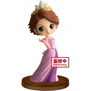 Figure Statue RAPUNZEL Pricness With Violet Dress 7cm (3'') Disney Characters PETIT QPOSKET Banpresto