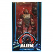 ALIEN Action Figure DALLAS 18cm 40th Anniversary With Accessories Original Official NECA 51595