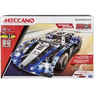 MECCANO Kit Set SUPERCAR 25 in 1 Construction ORIGINAL Spin Master 18211
