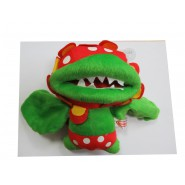 Plush PETEY PIRANHA 20cm SUPER MARIO Bros Kart Land Wii