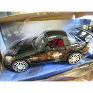 BOX DAMAGED - FAST & FURIOUS Model JOHNNY's HONDA S2000 BLACK 1:24 Original JADA