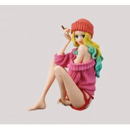 SEXY Figure Statue REBECCA ROSSELLINI Version PINK 20cm BANPRESTO Groovy Baby Shot V 5 Lupin the 3rd Third