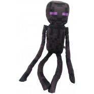 Plush 85cm ENDERMAN Character BIG MINECRAFT Original Official MOJANG Bandai Namco