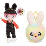 Doll JEREMY HOPS Symbol BUNNY from NA NA NA Surprise SERIE 3 ORIGINAL MGA Lol