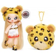 Doll JENNEL JAGUAR Symbol FIRE from NA NA NA Surprise SERIE 3 ORIGINAL MGA Lol