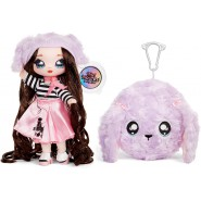 Doll FIFI LEFLUFF Symbol RIBBON from NA NA NA Surprise SERIE 3 ORIGINAL MGA Lol