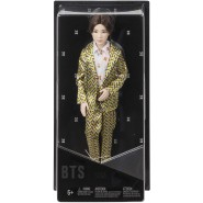 Band BTS Singer Rapper SUGA Japan IDOL Doll 28cm Original Mattel FHY91