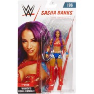SASHA BANKS Action FIGURE 15cm WWE Wrestling Original Mattel GCB61
