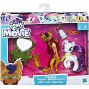 MY LITTLE PONY Playset RARITY and CAPPER DAPPERPAWS with 2 Figures HASBRO E2246