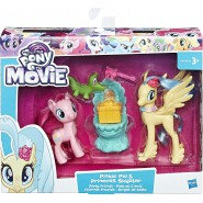 MY LITTLE PONY Playset PINKIE PIE and PRINCESS SKYSTAR  with 2 Figures HASBRO E0995