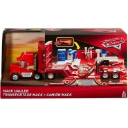 CARS Model Truck  MACK HAULER Openable Original MATTEL FTT93