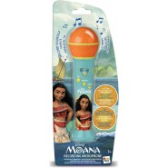 VAIANA Moana OCEANIA Microphone Recorder Original DISNEY Imc Toys