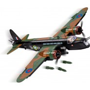 Playset Building Blocks PLANE  VICKERS WELLINGTON MK.1 C World War 2 Historical Collection 5531