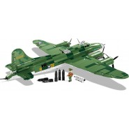 GIANT Playset Blocks PLANE BEING B-17F FLYING FORTRESS MEMPHIS BELLE 1/48 COBI 5707