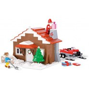 Playset Christmas Time COBI 28020 Building Blocks Santa Claus
