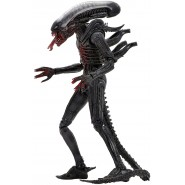 ALIEN Action Figure BLOODY The ALIEN 18cm 40th Anniversary With Accessories Original Official NECA 51701