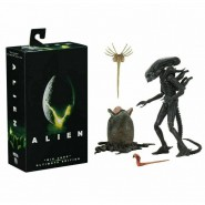 ALIEN Action Figure BIG CHAP ULTIMATE EDITION 24cm With Accessories Original Official NECA 51646