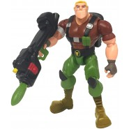 POWER PLAYERS Character SARGE 12cm With Accessories Original Zag Heroez Giochi Preziosi