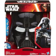 STAR WARS Helmet DARTH VADER Black Mask VOICE CHANGER Official HASBRO B3719