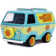 MISTERY MACHINE Model Truck 1/32 13cm Metal DieCast Jada Scooby Doo