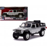 FAST and FURIOUS Model ZOZO JEEP GLADIATOR 1/32 13cm Collector's Series Original JADA Toys