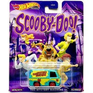 DieCast Model Truck MISTERY MACHINE From Scooby Doo Scale 1:64 5cm Hot Wheels