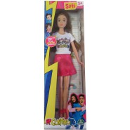 Doll SOFI Me Contro Te 30cm Dress SKIRT and T-SHIRT Original GIOCHI PREZIOSI