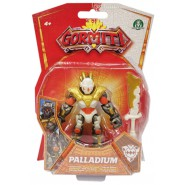 GORMITI Action Figure PALLADIUM Posable 8cm Original Giochi Preziosi