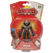 GORMITI Action Figure ALPHA KOGA Posable 8cm Original Giochi Preziosi