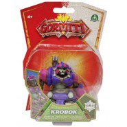 GORMITI Action Figure KROBOK Posable 8cm Original Giochi Preziosi